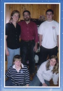 Rusty, Cindy, Matt, Liz & Cailea 2004